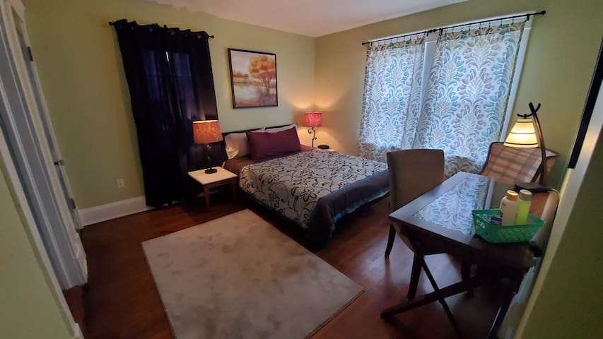 1Br private bath.Close to Cleveland Clinic,CWRU,UH