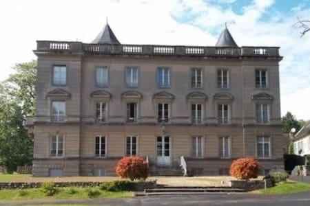 Bel appartement de style de 63 m2 - Vallangoujard - Kasteel