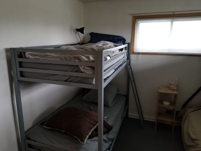 Top Left Bunk in Shared chill 420 House