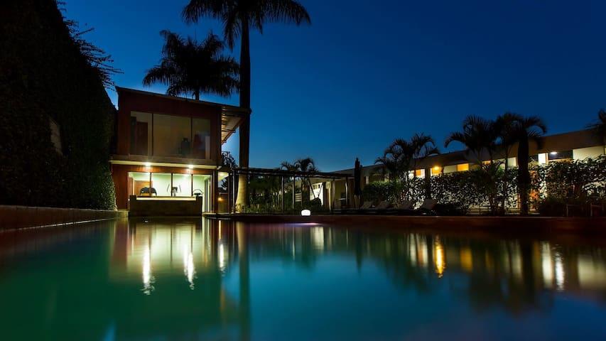Humura Small Boutique Hotel-Resort Kampala Uganda.