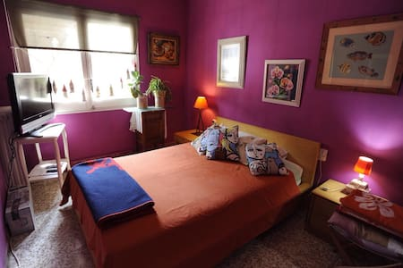 Habitaciones grandes cama doble !!! - Vacarisses - Bed & Breakfast