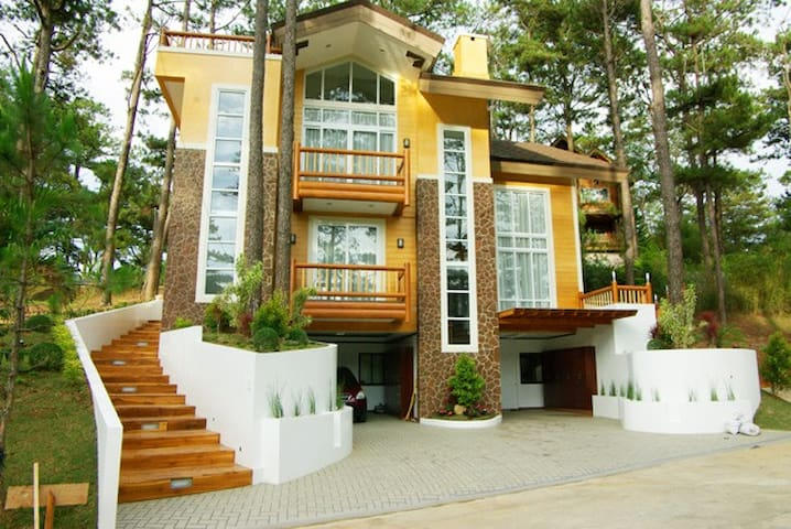 Transient House in Camp John Hay Baguio City - Baguio