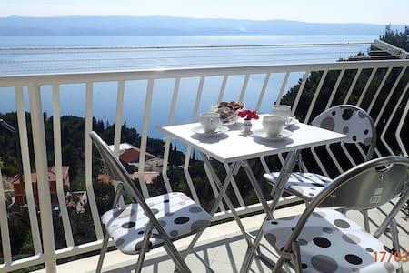 paradise view - Omiš