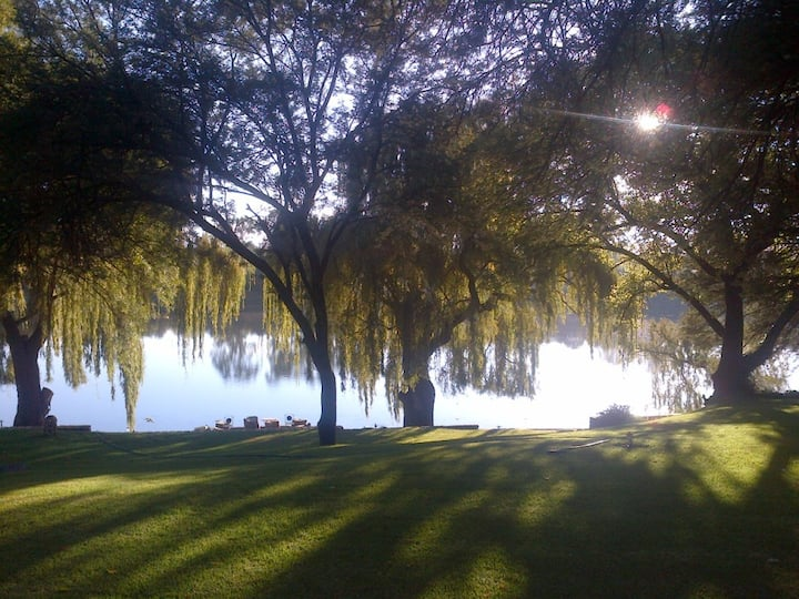 Vaal River retreat to relax and renew