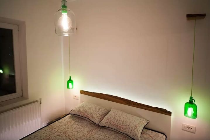 Bright & Art -private apartment - Nazareth - Pis