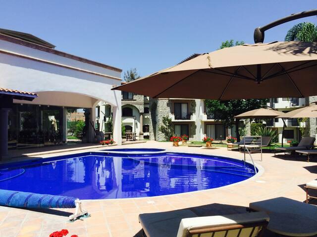 Adesivo De Parede Rolo ~ Villa Bonita Condo en PUENTE VIEJO RESIDENCIAL Condominiums for Rent in San Miguel de Alle