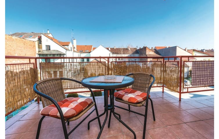 Holiday apartment with 1 bedroom on 38 m² in Daruvar