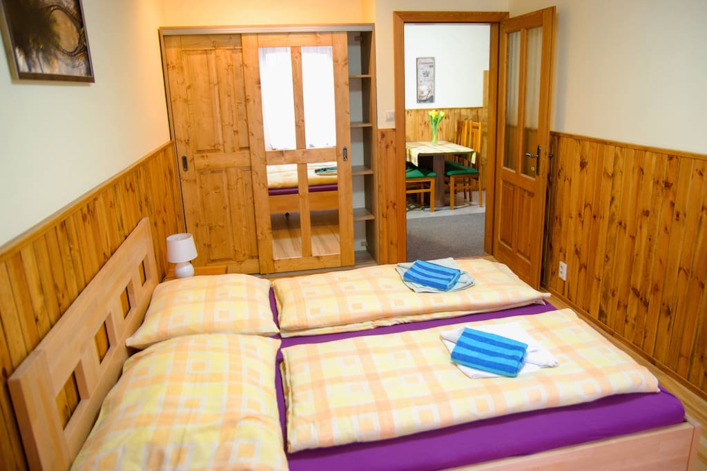 Apartment - room no.2 - Vila Pod Branou