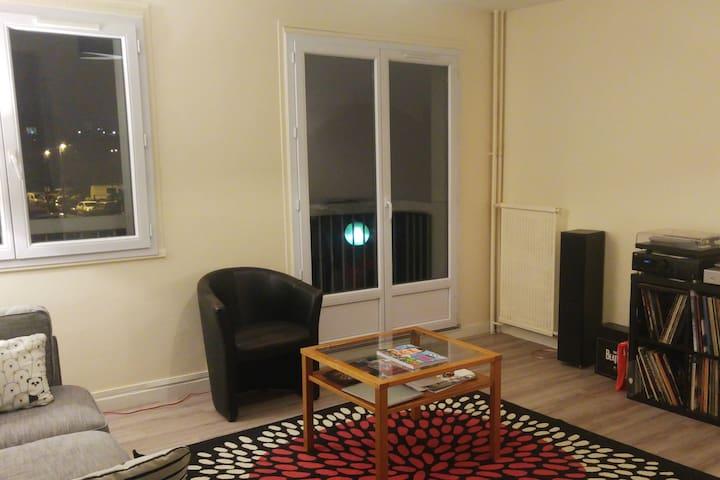 Appartement pour couple ou famille - Bezons - Lejlighed