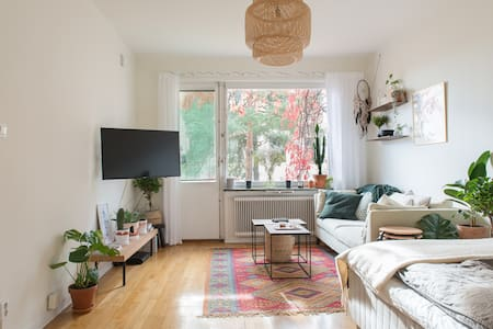Charming apartment & perfect location - Stockholm