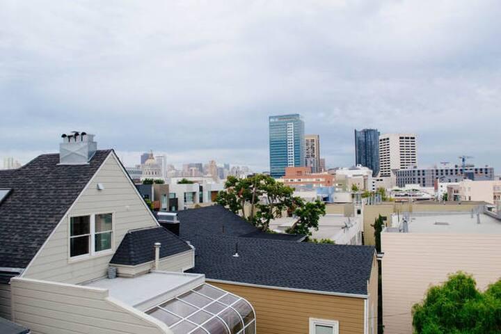 Mermaid X*ng, Hip HayesV loft deck*view 1 BDRM 1Ba