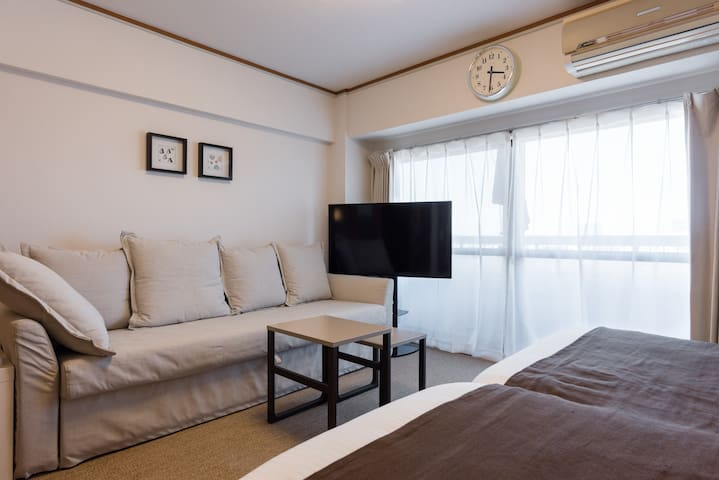[Sale] 1min walk sta. Near Yokohama 8ppl FreeWifi!