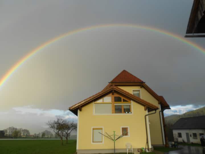 Bauernhof Kleemair Seckau, Nähe Red Bull Ring