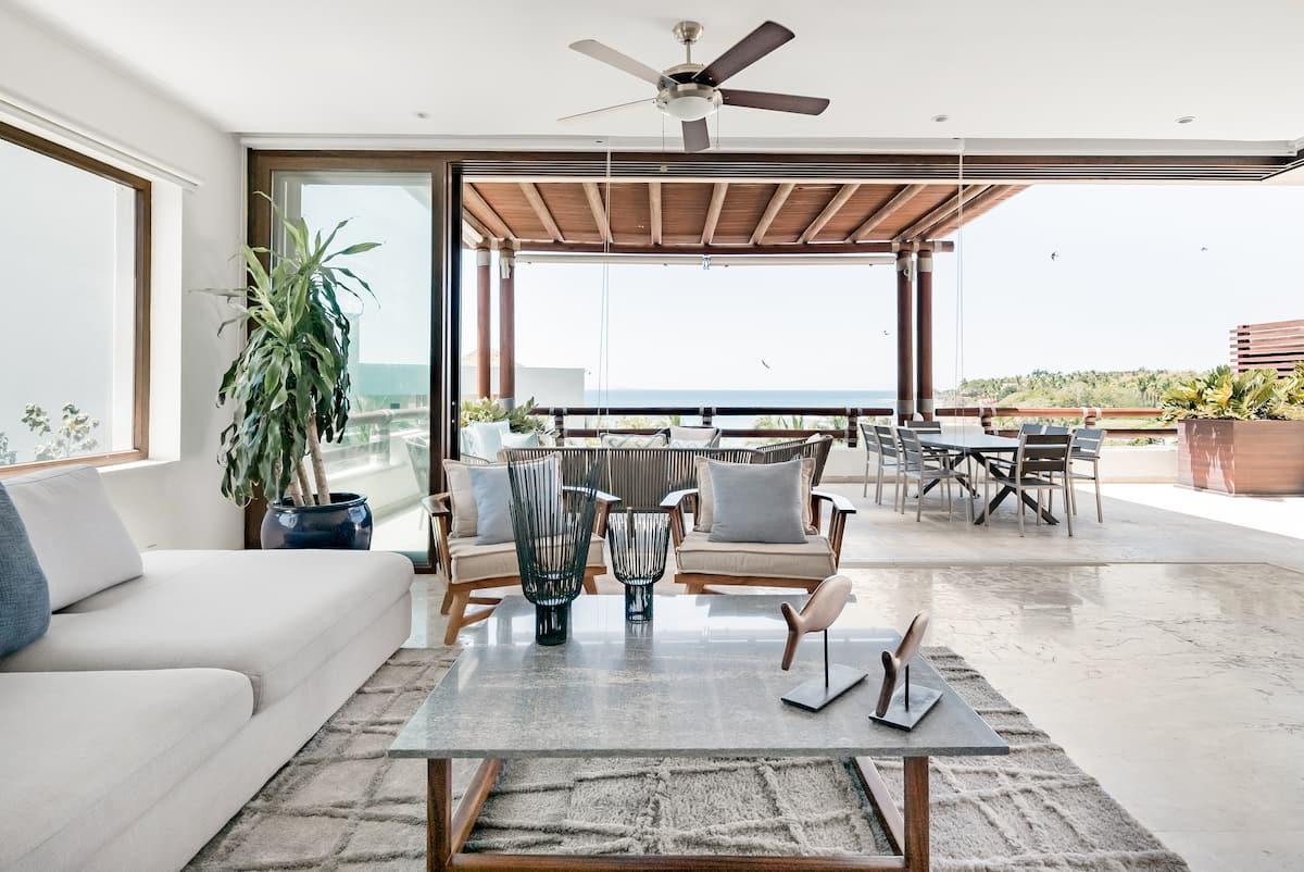 Los Veneros Punta Mita,  Luxury Apartment