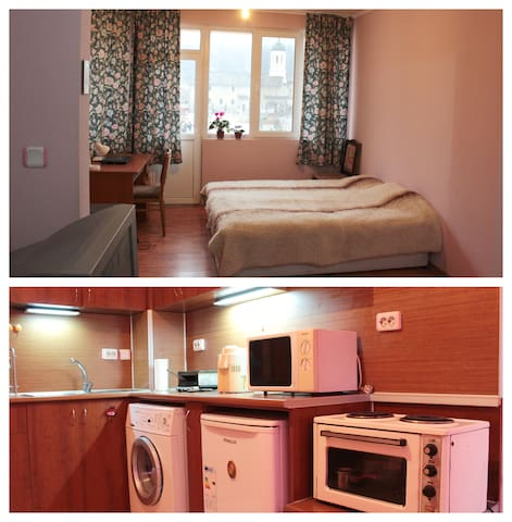 Cozy and Comfortable Apartment in Tryavna