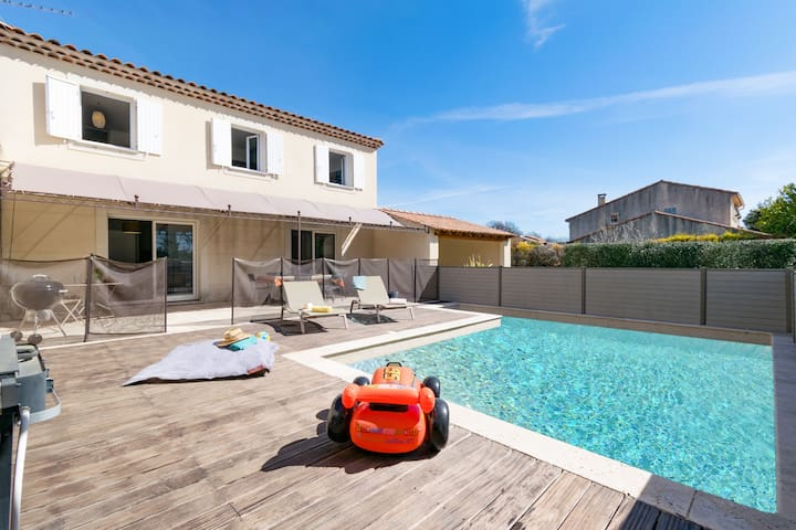Villa Ganto - Family and friends holidays with pool