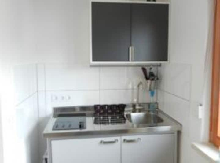 Cosy 1 room apartment  im ruhigen Wohngebiet