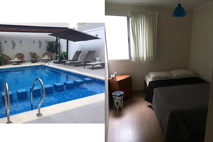 Cool room near to Miraflores