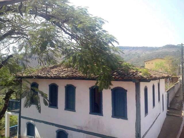 Casa temporada Sobrado Estrada Real
