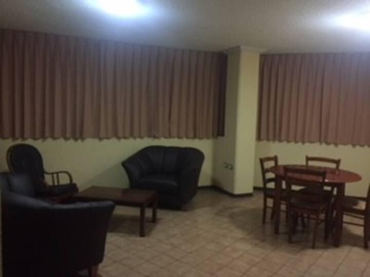 Paseo Tabasco Suite amueblada 602