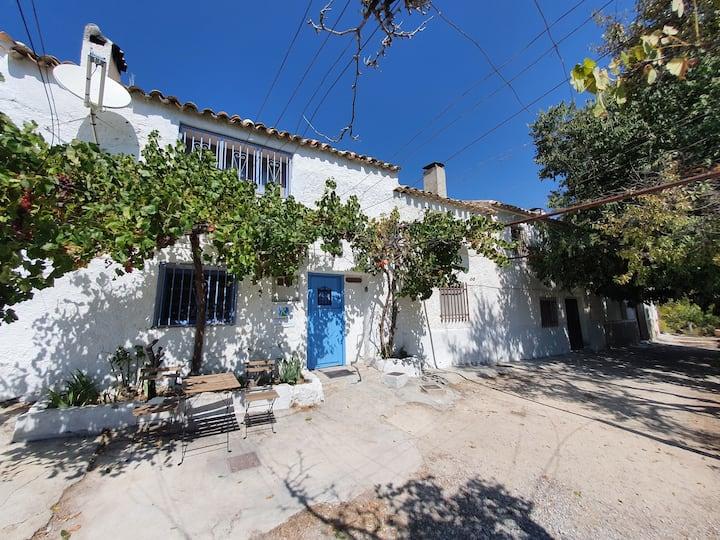 For a spectacular location - Casa Azul Castril!