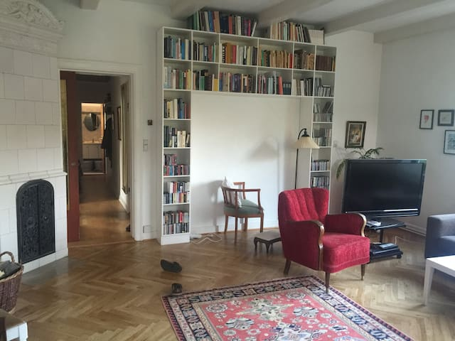Cosy houses, 15 minutes from central Copenhagen - Charlottenlund - House