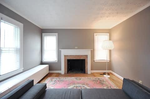 Newly furnished single family house