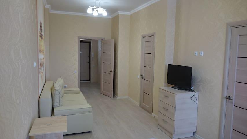 Евроквартира в начале СЖМ - Rostov - Wohnung