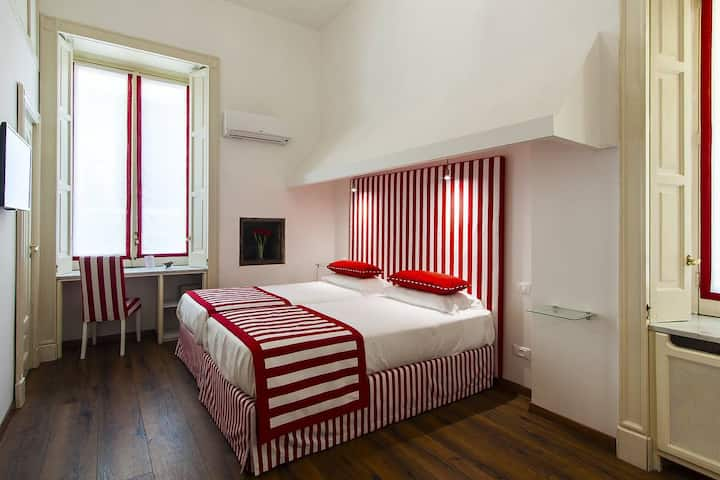 New updated De Luxe Double Room