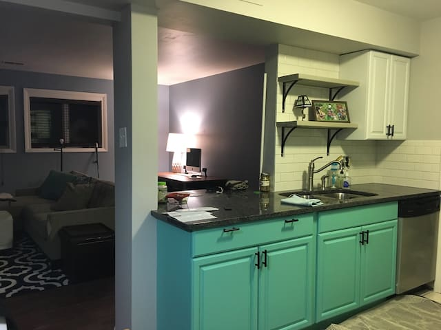 Private Room in East Lansing Condo! - East Lansing - Wohnung