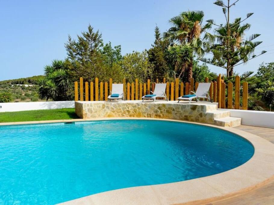 Villa Trudy - Santa Gertrudis, Ibiza