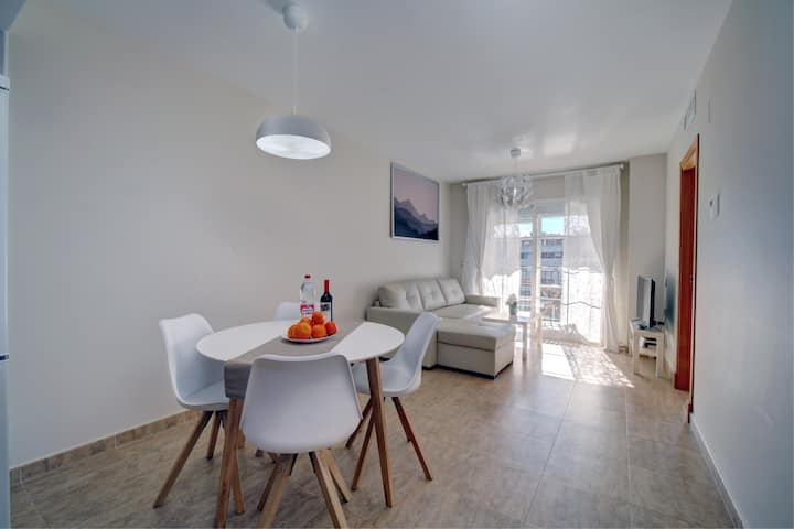 Comfortable apartment in the center of Estepona