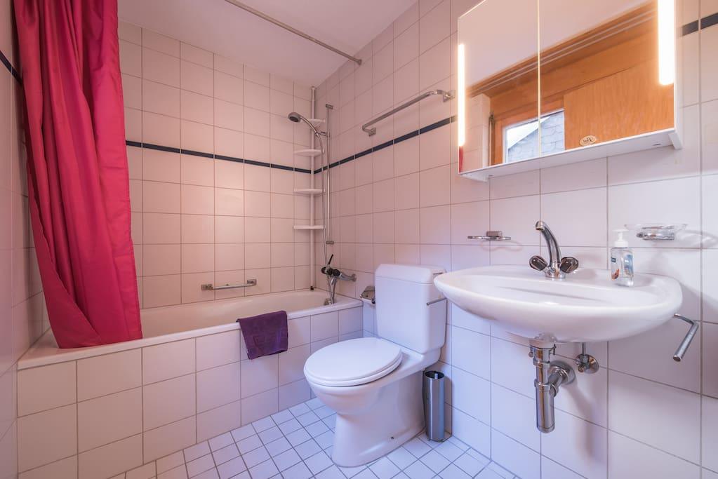 Bath, Shower, toilet & bathroom cabinet