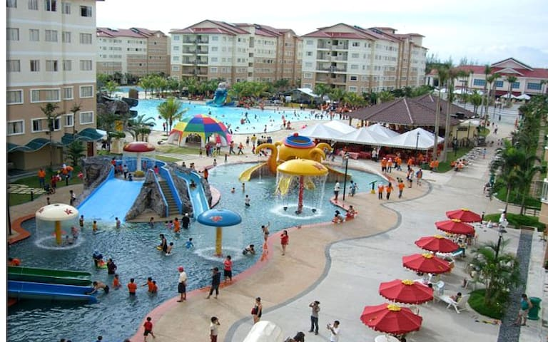 Primaland (Tiara) Apartment Port Dickson 2br 2 bth - Port Dickson - Apartment