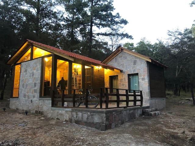 Cabaña para descansar