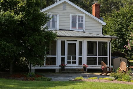 Grace Creek Cottage - Bozman - 獨棟