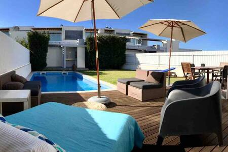 Villa Oliveira, house beach!