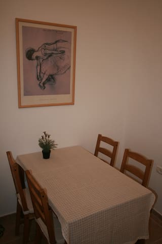 Lovely apartment in the heart of Jerusalem