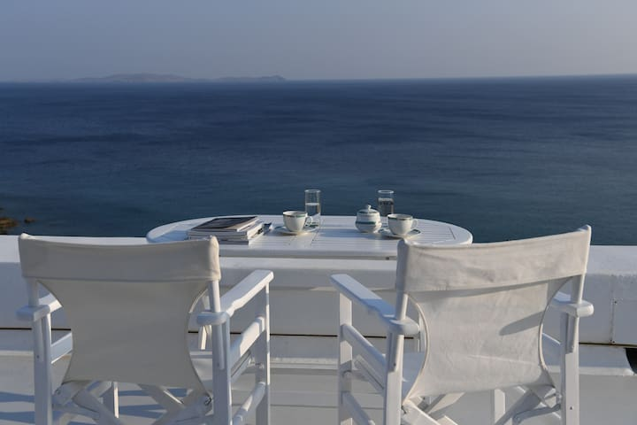 Villa Lia (50 meters from a private beach) - Tinos - Villa