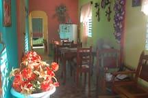 sala de la casa