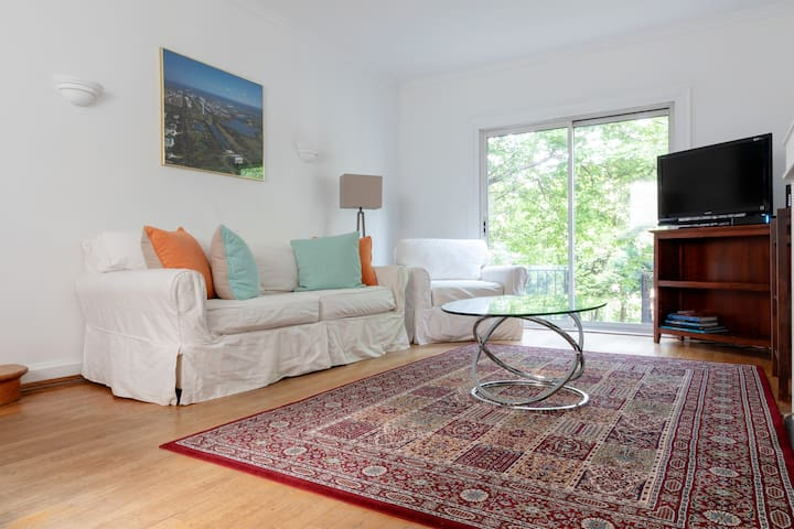 5 BEDROOMS! MODEST DC HOME IN UPPER GEORGETOWN