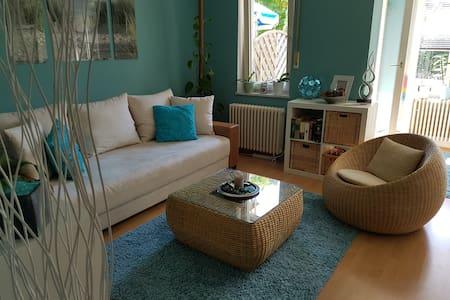 Sonnenverwöhnte Wohnung - Bad Tölz - Квартира