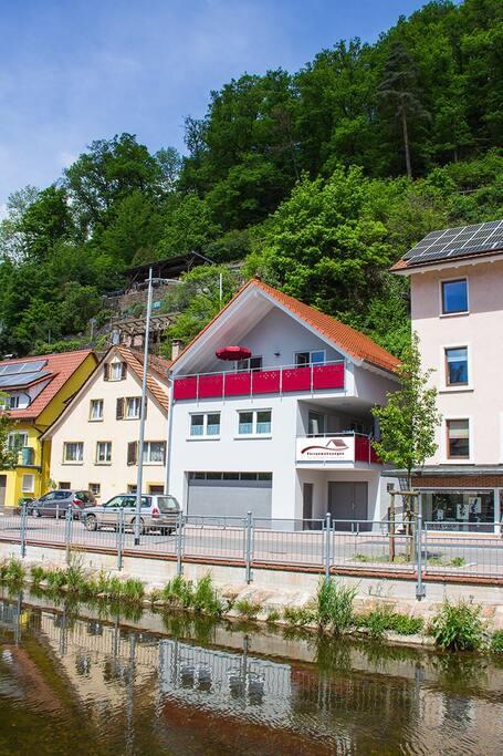 Ferienwohnungen Beilerstädtle im Herzen von Oppenau