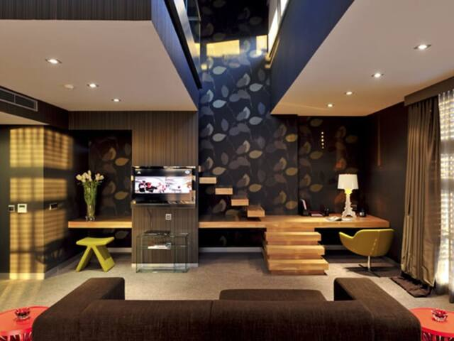 Penthouse Suite - Home Stay Home Mecidiyeköy