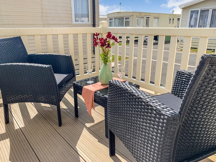 Mistral Rhyl Seaside Holiday Home