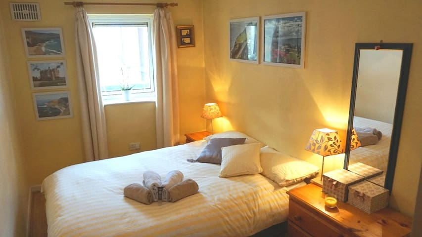 Central location, cozy double room - Cork - Apartamento