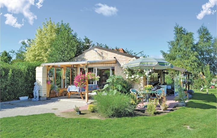 Holiday cottage with 1 room on 36m² in Watten