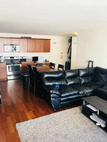 Spacious 1 Bedroom apartment in Lakeview.