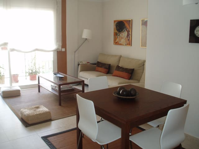 Apartamento a 2 minutos de la playa - คาลาเฟล - อพาร์ทเมนท์