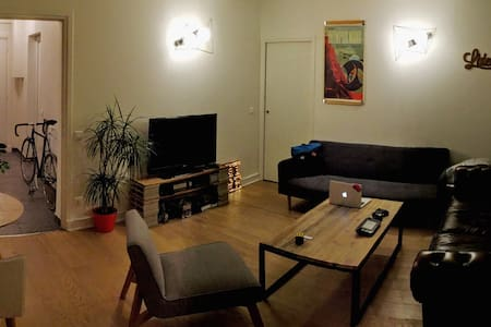 Grand appartement au coeur de Paris - 24h checkin - Paris